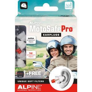 Alpine Motosafe Pro earplugs set