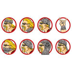 Lethal Threat Gorilla multiscarf