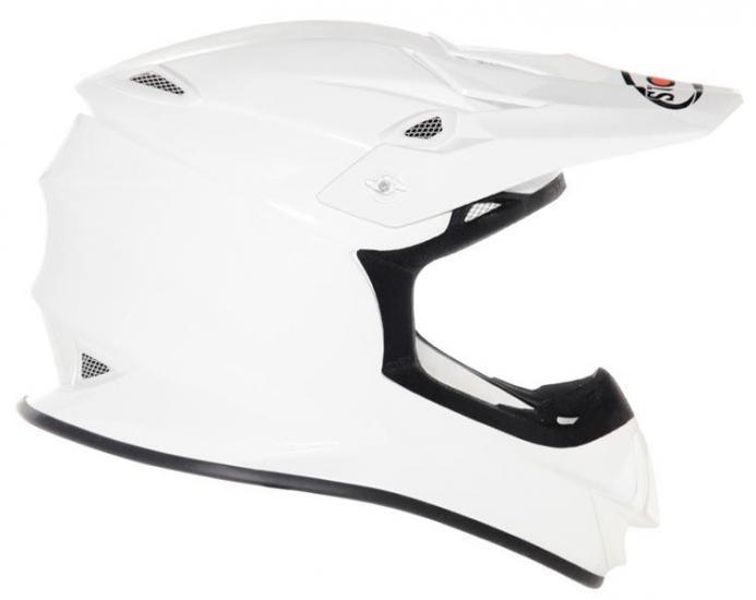 Suomy MR Jump Motocross Helmet White