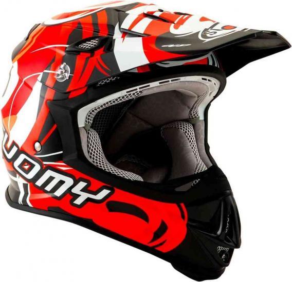 Suomy Mr Jump Vortex Motocross Helmet