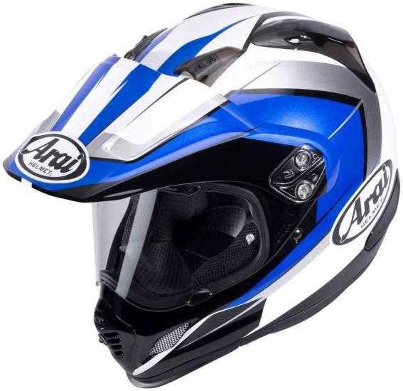 Arai Tour-X 4 Flare Enduro Helmet Blue