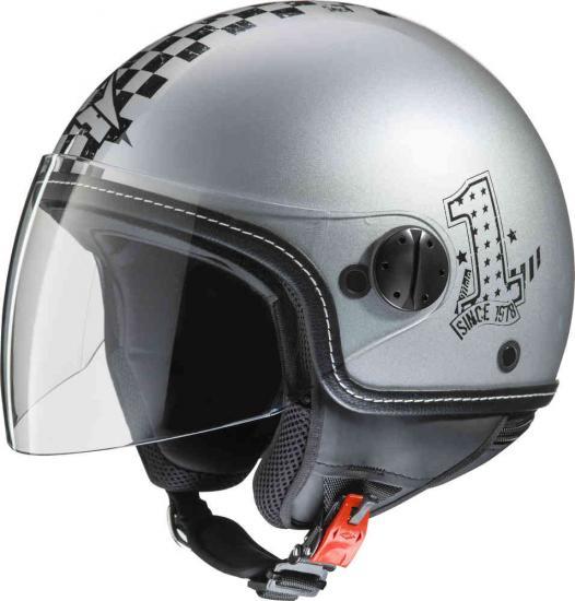 AXO Subway Top Jet Helmet