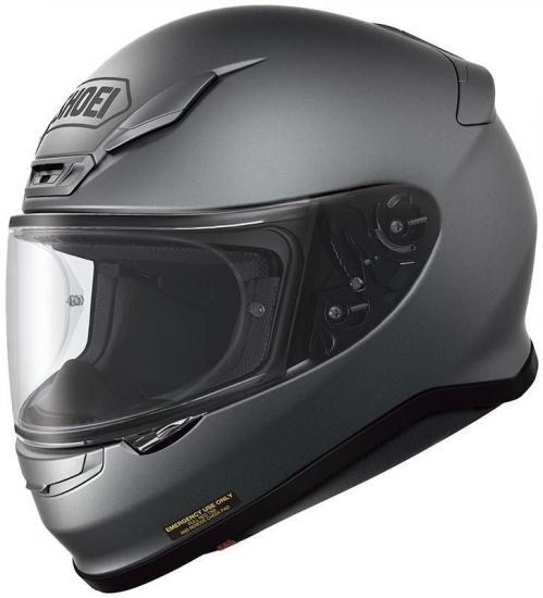 Shoei NXR Motorcycle Helmet Gray Matt