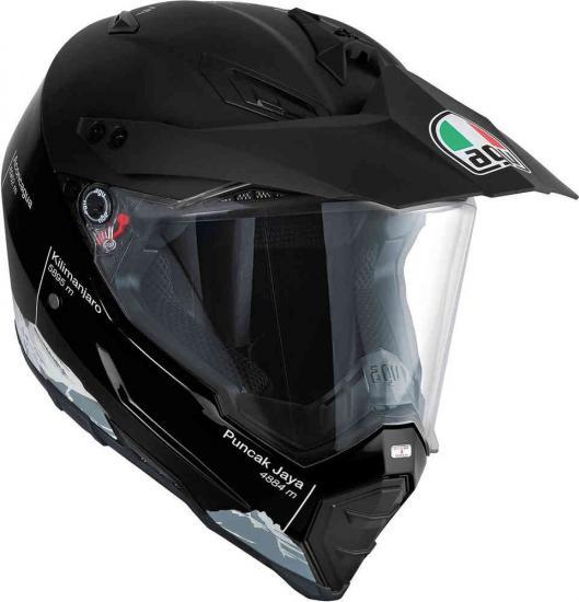 AGV AX-8 Dual Evo Wild Frontier Motocross Helmet