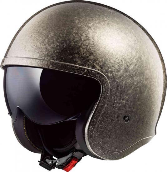 LS2 OF599 Spitfire Jet Helmet