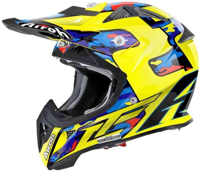 Airoh Aviator Junior TC16 Motocross Helmet