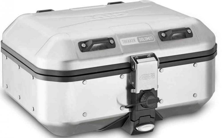 287ce40daa7 Givi Trekker Dolomiti 30 Liter Aluminum Case