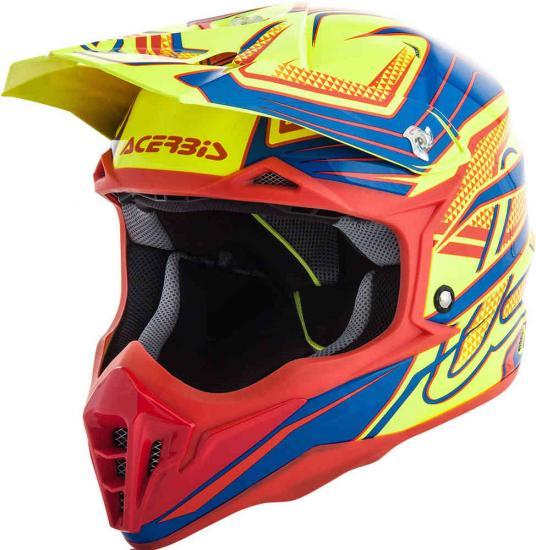Acerbis Impact 3.0 Motocross Helmet