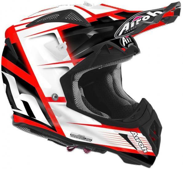 Airoh Aviator 2.2 Reflex Motocross Helmet