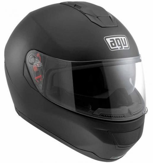 AGV Strada Helmet Black Matt