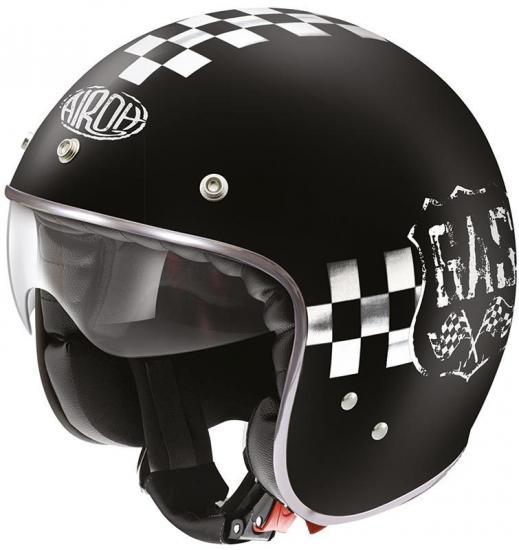Airoh Riot Gas Jet Helmet
