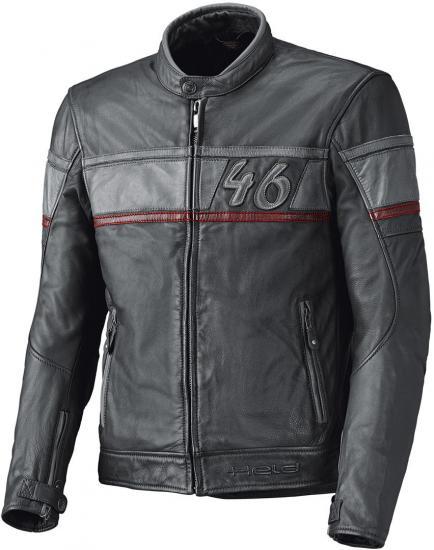 Held Stone Leather Jacket