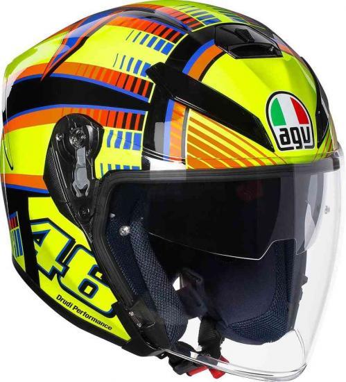 AGV K-5 Jet Soleluna Jet Helmet