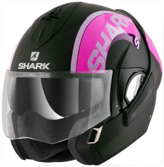 Shark Evoline Series 3 Drop Dual Touch Crossover Ladies Helmet