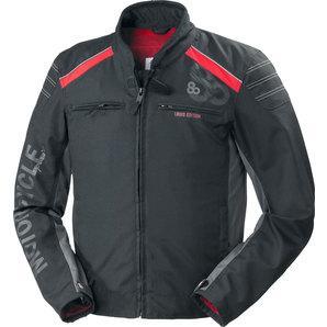 Louis 80 years team jacket black/red