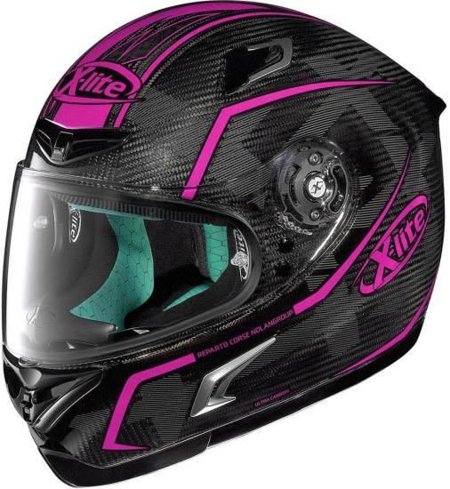 X-Lite X-802RR Ultra Marquetry Carbon Helmet