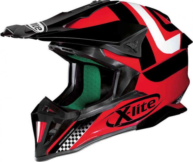 X-Lite X-502 Best Trick Motrocross Helmet