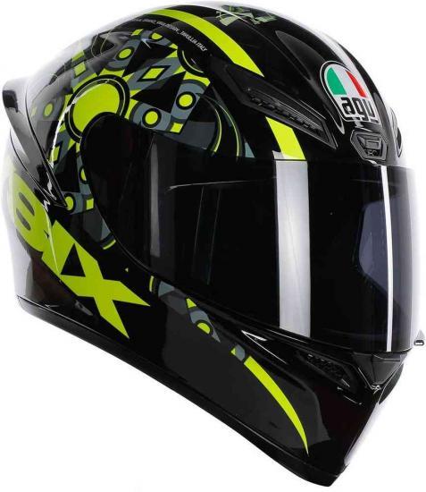 AGV K-1 Rossi VR46 Flavum 46 Motorcycle Helmet