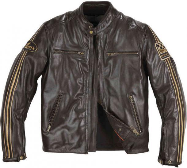 Helstons Ace Fender Leather Jacket