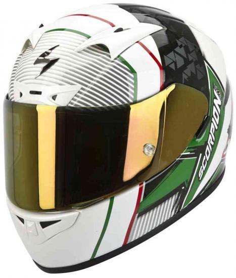 Scorpion Exo 710 Air Crystal Helmet