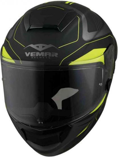 Vemar Hurricane Laser Helmet