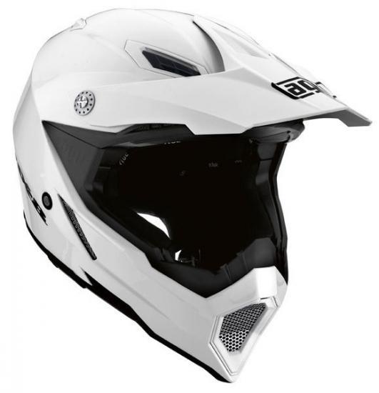 AGV AX-8 Evo Motocross Helmet White