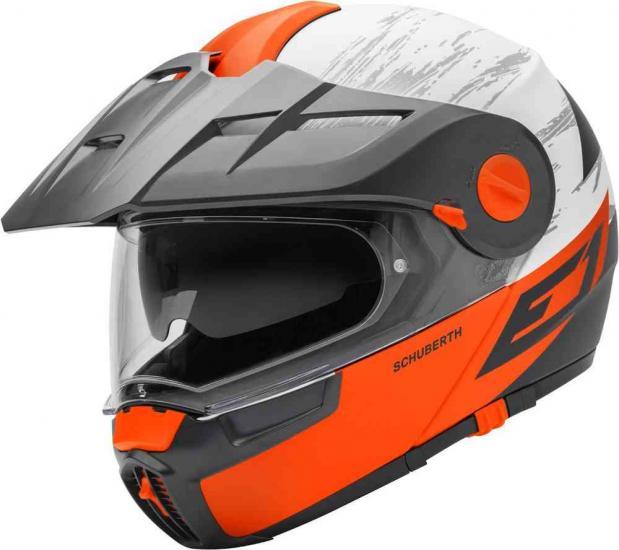 Schuberth E1 Crossfire Helmet