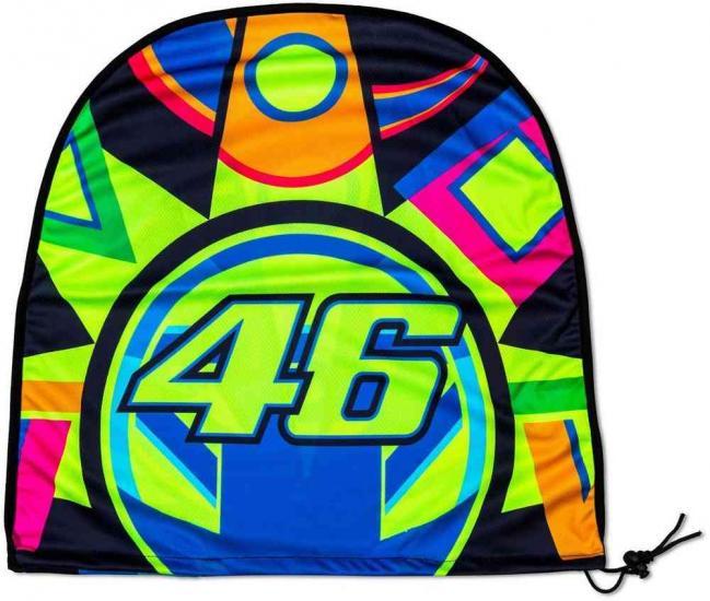 VR46 Sun and Moon Helmet Bag