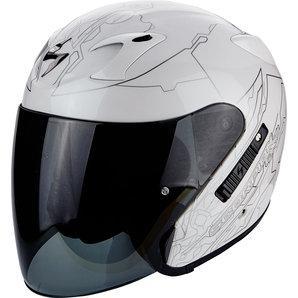 Scorpion EXO-220 Ion jet helmet