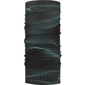 Buff multiscarf Glow Waves Black
