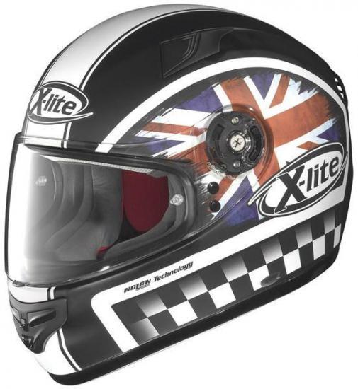 X-Lite X-603 Ride N-Com UK Helmet