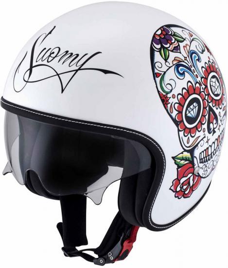 Suomy Rokk Calavera Jet Helmet