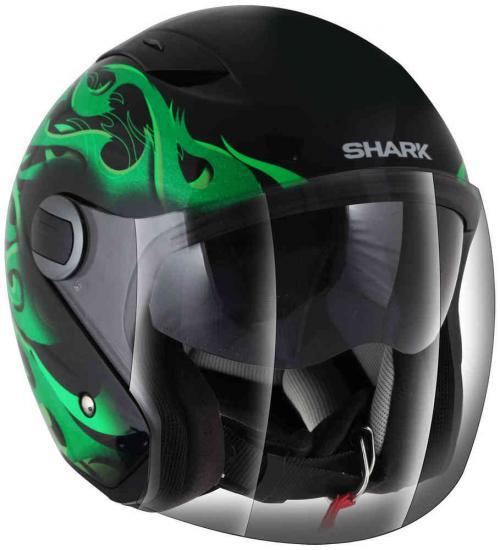 Shark RSJ Hotspur Jet Helmet