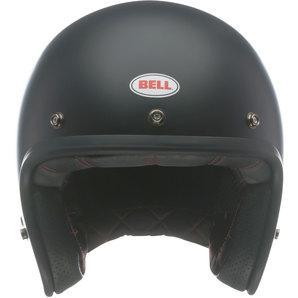 Bell custom 500 matte black solid