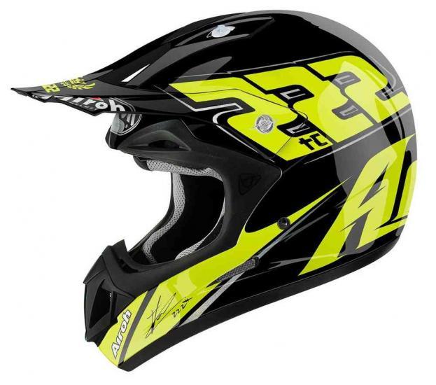 Airoh Jumper TC15 Motocross Helmet