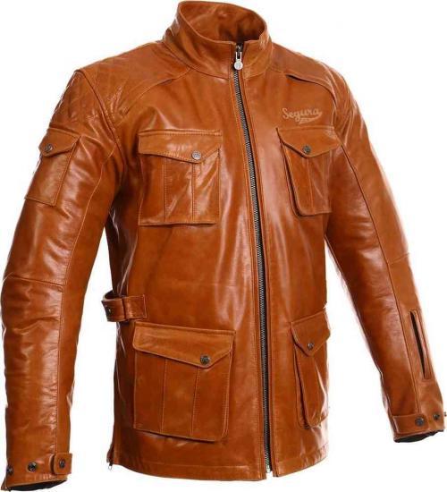 Segura Moore Leather Jacket