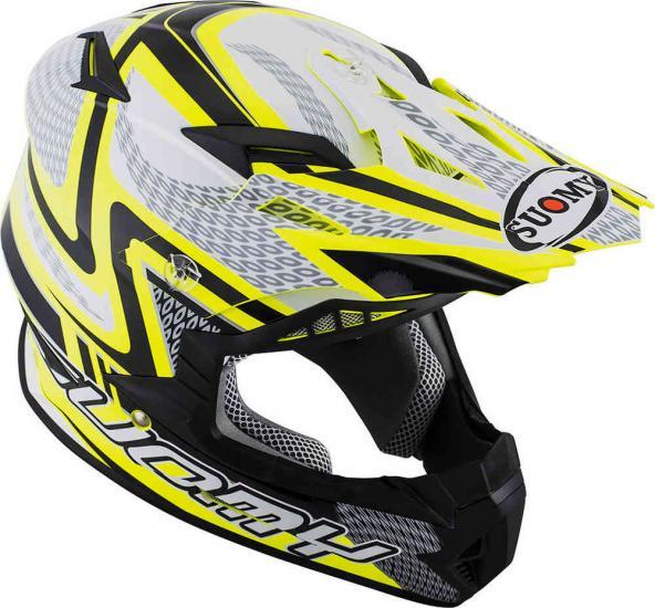 Suomy Rumble Snake Motocross Helmet