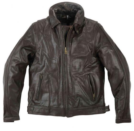 Helstons Rick Leather Jacket