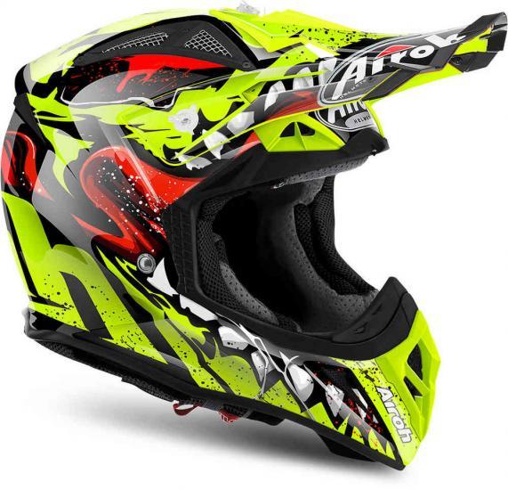 Airoh Aviator 2.2 Grim Motocross Helmet