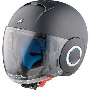 Shark Nano Blank Mat Jet Helmet