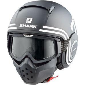 Shark Raw 72 Mat Jet Helmet