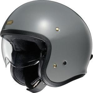 Shoei J.O Jet Helmet rat grey