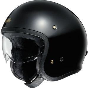 Shoei J.O Jet Helmet black