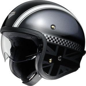 Shoei J.O Jet Helmet HawkerTC-5
