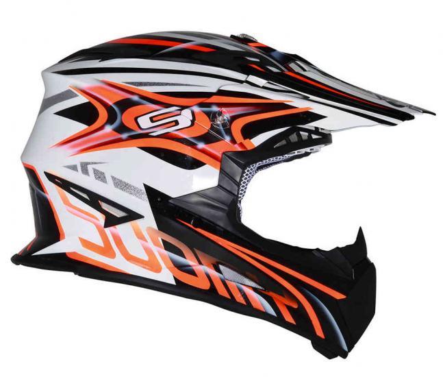 Suomy Rumble Vision Motocross Helmet
