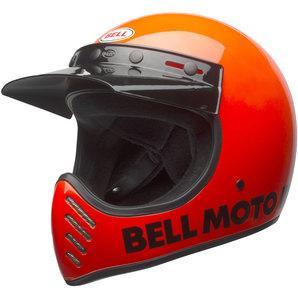 Bell Moto-3 flo orange