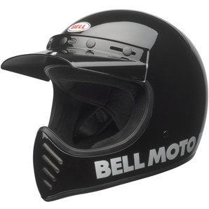 Bell Moto-3 classic black