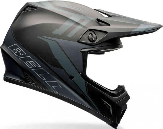 Bell MX-9 Barricade Motocross Helmet