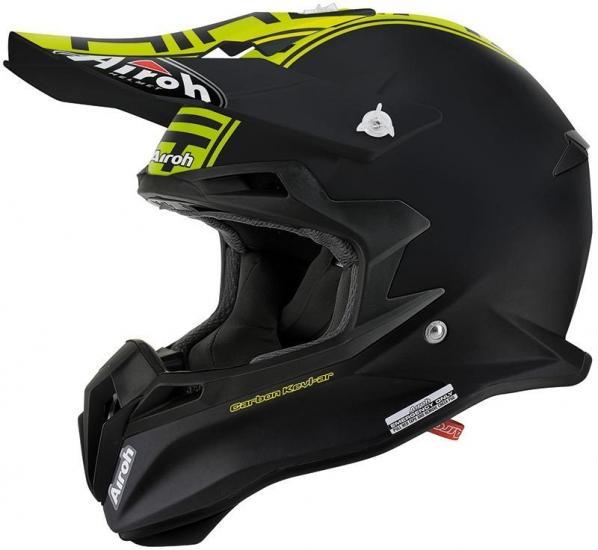 Airoh Terminator 2.1 Com Motocross Helmet