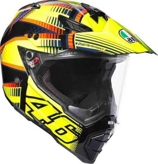 AGV AX-8 Dual Evo Soleluna 2015 Helmet